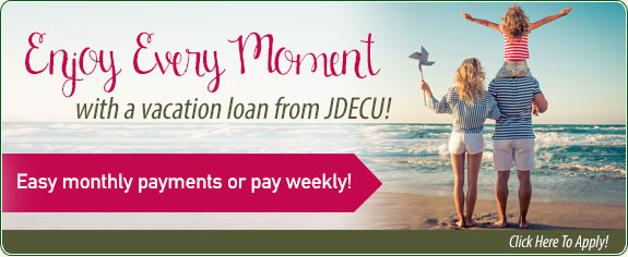 Vacation Loan. Easy Pay